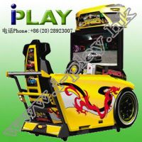 COIN OPERATED DELUXE NEED FOR SPEED 32''LCD DRIVING AMUSEMENT MACHINE 2014