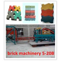 2015 top quality Brick Molding Machine Processing and Concrete Brick Raw Material hourdi block for f