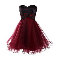 Charming Homecoming Dresses, Sweetheart Lace Top Short Mini Cocktail Dresses, New Fashion Lace U