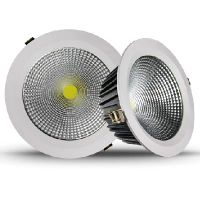 LED COB Aluminum downlight 90LM/W