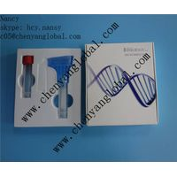 Home DNA Saliva Applicator for tongue microbiome