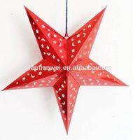 Chinese Star Paper Lantern thumbnail image