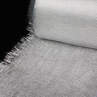 Professional Factory High Quality E-Glass Glass Fiber Roving Glass Fiber Fabric Cloth For Fishing Bo thumbnail image