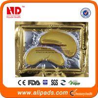 Best sale Gold Crystal Collagen Eye Mask for anti dark circle thumbnail image