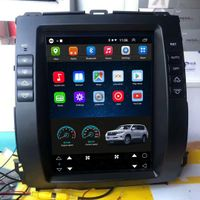 Vertical Screen 10.4 Inch Android Car Multimedia Navigation For Toyota Prado 2002-2009 thumbnail image