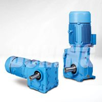 K Series Helical-Spiral Bevel Gear Box Speed Reducer thumbnail image