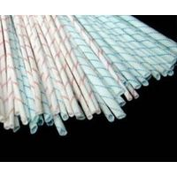 2715 PVC Fiberglass Sleeving