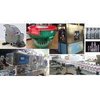 blowing machine, injection machine, filling machine, packing machine
