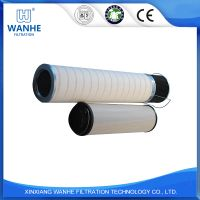 filter element used for hydraulic system or lubrication system