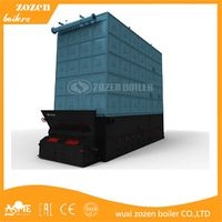 YLW series coal-fired thermal fluid heater thumbnail image