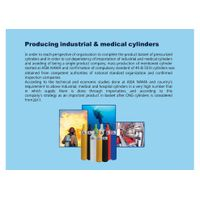 Medical cylinders + CNG cylinders thumbnail image