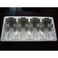 pulp molded-package for electronics-molded pulp
