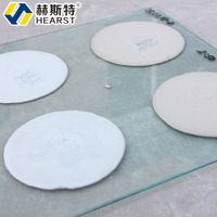 Thin set self leveling mortar/compound for PVC and wood floor