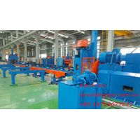 steel pipe end beveling machine