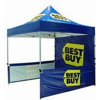 Pop up Marquee, EZ UP Tent, Event Promotional Marquee thumbnail image