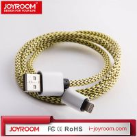 JOYROOM nylon for iPhone high speed data wire data charging line data cable data cord thumbnail image