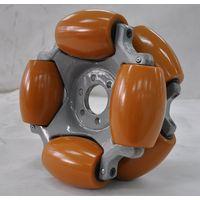 254mm industrial mecanum wheel agv
