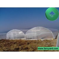 Greenhouse,Green House, House Green, Economical Plastic Tunnel Greenhouse,Vegetable Greenhouse, Flow thumbnail image