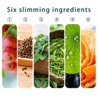 Unisex Weight Loss Drink 63g 7 Days Slimming Tea Laxative Herbal Tea thumbnail image