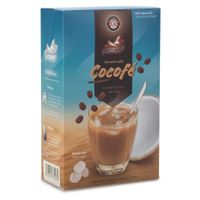 Rexsun - Cocofe 3 in 1 Instant coffee with coconut milk powder thumbnail image