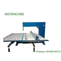 Top performance band saw cutting machine