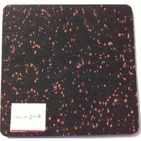 Competitive price outdoor playground rubber tiles BS2003 thumbnail image