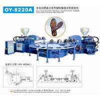 Double color Injection moulding machine