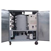 Movable Vacuum Transformer Oil Purifier/ Oil Regeneration/ Oil Treatment Model