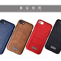PULOKA high quality mobile accessories leather phone case for iphonex 7 S9
