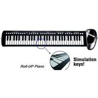 Roll up silicone piano thumbnail image