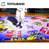 Interactive Projection Trampoline by Toyouband for Indoor Playground