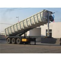china 3axle truck trailer for sale