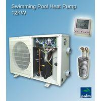 pool heat pump heater
