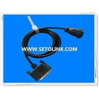 DB25 PIN TO 16 PIN OBD ADAPTER CABLE FOR HEAVY TRAILER VEHICLE thumbnail image