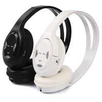 Cheap Promotional wireless mp3 headphones support tf/fm