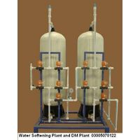 Water Softening Plant and DM Plant 03355070122