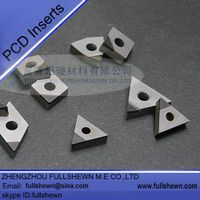 PCD inserts, PCD cutting tools for metalworking thumbnail image