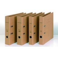 Doingfor- Craft Paper Lever Arch File