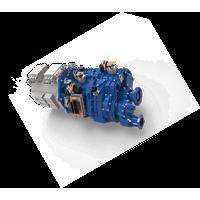 Rawsuns NEW 2x350kW 2x1800Nm dual electric motor ev conversion kit 2 gearbox for 90 ton above dump thumbnail image
