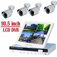 "CCTV Products 10.5""inch lcd monitor lcd dvr kit thumbnail image"