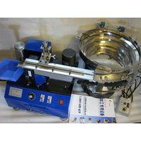 Loose capacitor leg cutting machine
