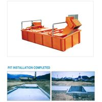 Portable Steel PIT