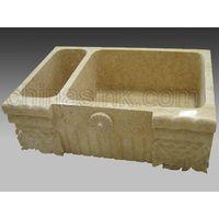 Galala Marble Turkey Carving Farmsink thumbnail image