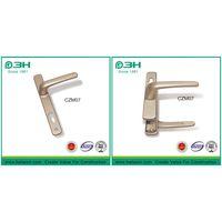 Hot selling aluminium door & window handle of Zinc alloy, CZM07