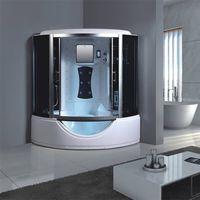 luxury bathroom design whirlpool steam shower cabin hangzhou china