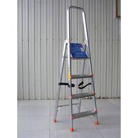 QT-JY-3 aluminum household ladder