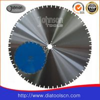laser welded saw blade: middle saw blade for concrete