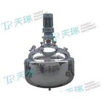 Stainless Steel Mixing Tank with Agitator-Tianrui Pharmaceutical Machinery