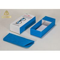 Glasses Paper Box and Case with Felt Eyewear Pouch thumbnail image