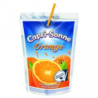 Capri Sonne 200ml Cola mix, Safari Fruits, Monster Alarm, Orange 10 pak, Multivitamin, Fairy drink,